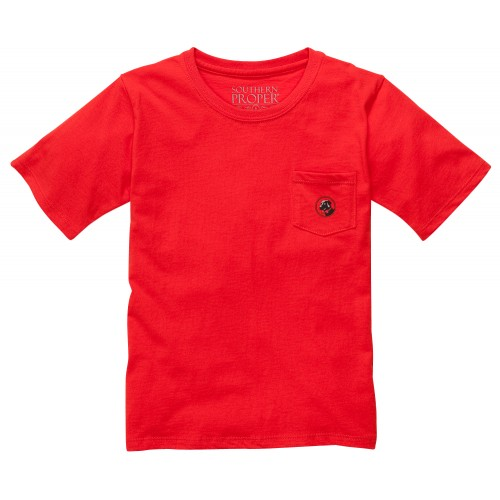 Toddler Tee - Red